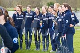 The Women's Boat Race and Henley Boat Races 2014. River Thames, Henley-on-Thames, Buckinghamshire, United Kingdom, on 30 March 2014 at 17:10, image #531