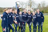 The Women's Boat Race and Henley Boat Races 2014. River Thames, Henley-on-Thames, Buckinghamshire, United Kingdom, on 30 March 2014 at 17:11, image #532