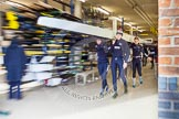 The Boat Race season 2015: OUWBC training Wallingford.  Wallingford,  United Kingdom, on 04 March 2015 at 15:24, image #13