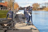 The Boat Race season 2015: OUWBC training Wallingford.  Wallingford,  United Kingdom, on 04 March 2015 at 15:25, image #16