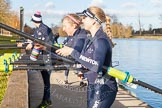 The Boat Race season 2015: OUWBC training Wallingford.  Wallingford,  United Kingdom, on 04 March 2015 at 15:26, image #18