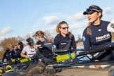 The Boat Race season 2015: OUWBC training Wallingford.  Wallingford,  United Kingdom, on 04 March 2015 at 15:28, image #23