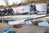 The Boat Race season 2015: OUWBC training Wallingford.  Wallingford,  United Kingdom, on 04 March 2015 at 15:28, image #25