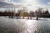 The Boat Race season 2015: OUWBC training Wallingford.  Wallingford,  United Kingdom, on 04 March 2015 at 15:36, image #27