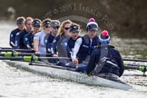 The Boat Race season 2015: OUWBC training Wallingford.  Wallingford,  United Kingdom, on 04 March 2015 at 15:39, image #36
