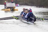 The Boat Race season 2015: OUWBC training Wallingford.  Wallingford,  United Kingdom, on 04 March 2015 at 15:41, image #43