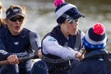 The Boat Race season 2015: OUWBC training Wallingford.  Wallingford,  United Kingdom, on 04 March 2015 at 15:42, image #45