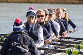 The Boat Race season 2015: OUWBC training Wallingford.  Wallingford,  United Kingdom, on 04 March 2015 at 15:44, image #56
