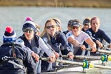 The Boat Race season 2015: OUWBC training Wallingford.  Wallingford,  United Kingdom, on 04 March 2015 at 15:44, image #57