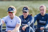 The Boat Race season 2015: OUWBC training Wallingford.  Wallingford,  United Kingdom, on 04 March 2015 at 15:45, image #61