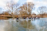 The Boat Race season 2015: OUWBC training Wallingford.  Wallingford,  United Kingdom, on 04 March 2015 at 15:47, image #83