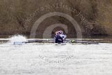 The Boat Race season 2015: OUWBC training Wallingford.  Wallingford,  United Kingdom, on 04 March 2015 at 15:50, image #100