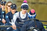 The Boat Race season 2015: OUWBC training Wallingford.  Wallingford,  United Kingdom, on 04 March 2015 at 15:59, image #135