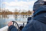 The Boat Race season 2015: OUWBC training Wallingford.  Wallingford,  United Kingdom, on 04 March 2015 at 16:03, image #154