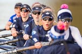 The Boat Race season 2015: OUWBC training Wallingford.  Wallingford,  United Kingdom, on 04 March 2015 at 16:04, image #157