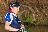 The Boat Race season 2015: OUWBC training Wallingford.  Wallingford,  United Kingdom, on 04 March 2015 at 16:08, image #171