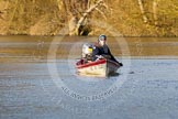 The Boat Race season 2015: OUWBC training Wallingford.  Wallingford,  United Kingdom, on 04 March 2015 at 16:10, image #175