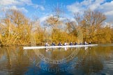 The Boat Race season 2015: OUWBC training Wallingford.  Wallingford,  United Kingdom, on 04 March 2015 at 16:11, image #176