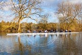The Boat Race season 2015: OUWBC training Wallingford.  Wallingford,  United Kingdom, on 04 March 2015 at 16:12, image #177