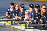 The Boat Race season 2015: OUWBC training Wallingford.  Wallingford,  United Kingdom, on 04 March 2015 at 16:13, image #179