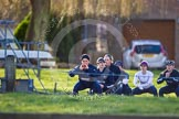 The Boat Race season 2015: OUWBC training Wallingford.  Wallingford,  United Kingdom, on 04 March 2015 at 16:17, image #185