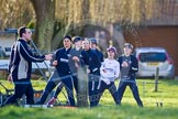 The Boat Race season 2015: OUWBC training Wallingford.  Wallingford,  United Kingdom, on 04 March 2015 at 16:17, image #186