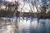 The Boat Race season 2015: OUWBC training Wallingford.  Wallingford,  United Kingdom, on 04 March 2015 at 16:19, image #195