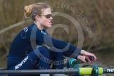 The Boat Race season 2015: OUWBC training Wallingford.  Wallingford,  United Kingdom, on 04 March 2015 at 16:32, image #209