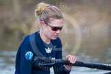 The Boat Race season 2015: OUWBC training Wallingford.  Wallingford,  United Kingdom, on 04 March 2015 at 16:39, image #218