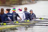 The Boat Race season 2015: OUWBC training Wallingford.  Wallingford,  United Kingdom, on 04 March 2015 at 16:42, image #223