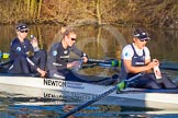 The Boat Race season 2015: OUWBC training Wallingford.  Wallingford,  United Kingdom, on 04 March 2015 at 17:02, image #246