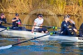 The Boat Race season 2015: OUWBC training Wallingford.  Wallingford,  United Kingdom, on 04 March 2015 at 17:02, image #247