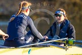 The Boat Race season 2015: OUWBC training Wallingford.  Wallingford,  United Kingdom, on 04 March 2015 at 17:09, image #257