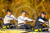 The Boat Race season 2015: OUWBC training Wallingford.  Wallingford,  United Kingdom, on 04 March 2015 at 17:10, image #261