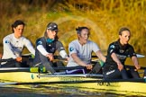 The Boat Race season 2015: OUWBC training Wallingford.  Wallingford,  United Kingdom, on 04 March 2015 at 17:10, image #263