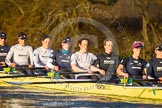 The Boat Race season 2015: OUWBC training Wallingford.  Wallingford,  United Kingdom, on 04 March 2015 at 17:10, image #264