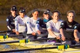 The Boat Race season 2015: OUWBC training Wallingford.  Wallingford,  United Kingdom, on 04 March 2015 at 17:10, image #268