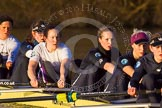 The Boat Race season 2015: OUWBC training Wallingford.  Wallingford,  United Kingdom, on 04 March 2015 at 17:10, image #269