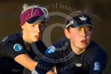The Boat Race season 2015: OUWBC training Wallingford.  Wallingford,  United Kingdom, on 04 March 2015 at 17:12, image #282