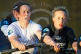 The Boat Race season 2015: OUWBC training Wallingford.  Wallingford,  United Kingdom, on 04 March 2015 at 17:12, image #287