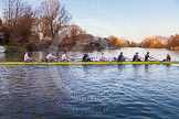 The Boat Race season 2015: OUWBC training Wallingford.  Wallingford,  United Kingdom, on 04 March 2015 at 17:16, image #293