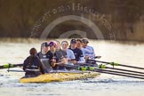 The Boat Race season 2015: OUWBC training Wallingford.  Wallingford,  United Kingdom, on 04 March 2015 at 17:17, image #294