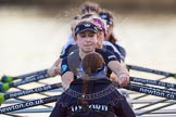 The Boat Race season 2015: OUWBC training Wallingford.  Wallingford,  United Kingdom, on 04 March 2015 at 17:18, image #296