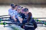 The Boat Race season 2015: OUWBC training Wallingford.  Wallingford,  United Kingdom, on 04 March 2015 at 17:18, image #297