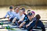 The Boat Race season 2015: OUWBC training Wallingford.  Wallingford,  United Kingdom, on 04 March 2015 at 17:18, image #298