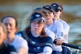 The Boat Race season 2015: OUWBC training Wallingford.  Wallingford,  United Kingdom, on 04 March 2015 at 17:19, image #309