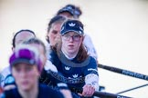 The Boat Race season 2015: OUWBC training Wallingford.  Wallingford,  United Kingdom, on 04 March 2015 at 17:25, image #333