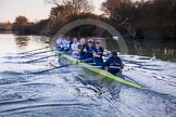 The Boat Race season 2015: OUWBC training Wallingford.  Wallingford,  United Kingdom, on 04 March 2015 at 17:26, image #347