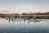 The Boat Race season 2015: OUWBC training Wallingford.  Wallingford,  United Kingdom, on 04 March 2015 at 17:39, image #362