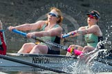 The Boat Race season 2015 - Tideway Week. River Thames between Putney and Mortlake, London,  United Kingdom, on 08 April 2015 at 10:25, image #65